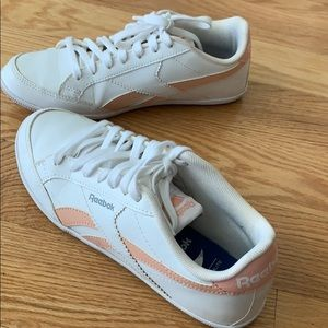 Reebok classic royal foam lite sneakers